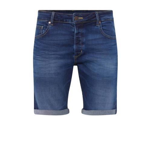 WE Fashion regular fit jeans short used denim