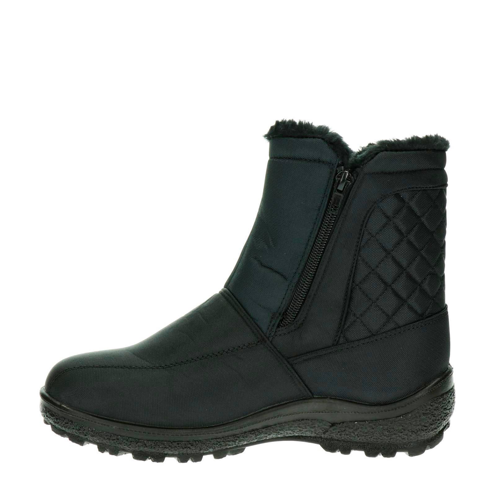 Dolcis snowboots zwart   wehkamp