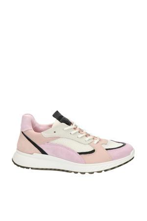ST1 W  nubuck sneakers roze