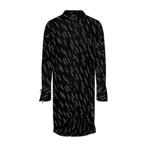 VERO MODA blouse met all over print wit