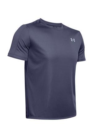 hardloopshirt blauw/paars