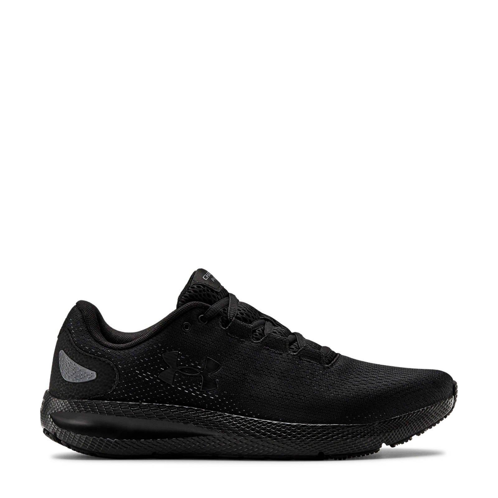 Under Armour Charged Pursuit 2 hardloopschoenen zwart online kopen