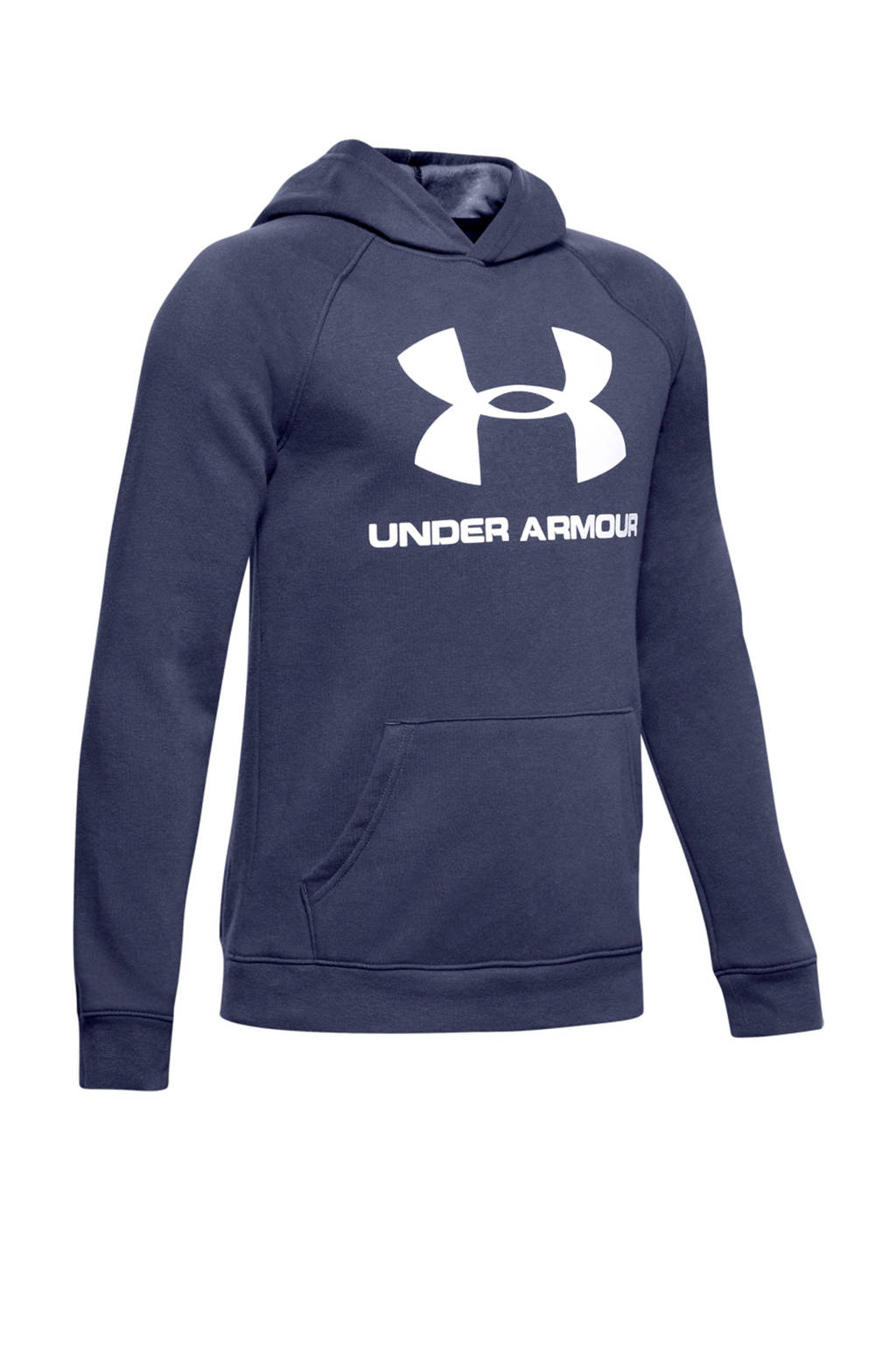 Under Armour   sportsweater donkerblauw, Donkerblauw