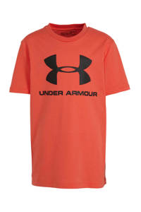 Under Armour   sport T-shirt rood, Rood