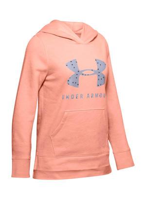 sportsweater zalmroze