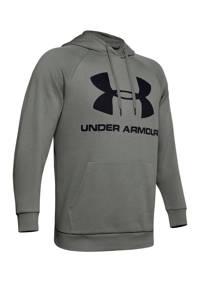 Under Armour   sportsweater olijfgroen/zwart, Olijfgroen/zwart