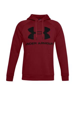 sportsweater bordeauxrood