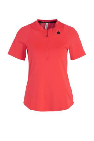 hardloopshirt rood