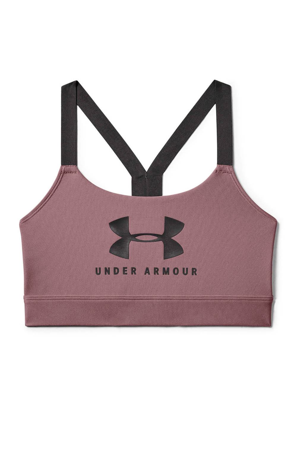 Under Armour sportbh paars, Paars