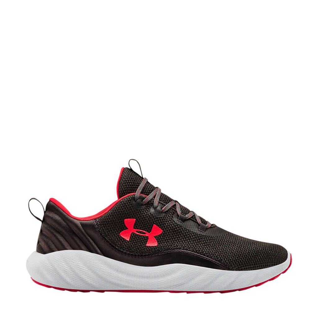 Under Armour Charged Will  sneakers grijs/rood, Grijs/rood
