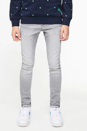 Blue Ridge skinny jeans lichtgrijs