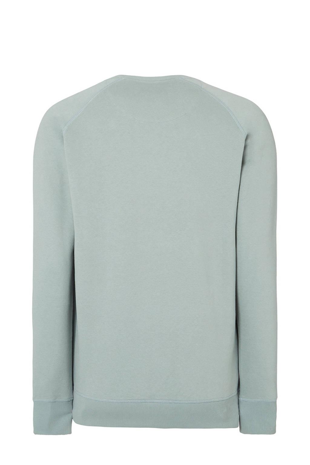 O'Neill sweater met logo sky light, Sky Light