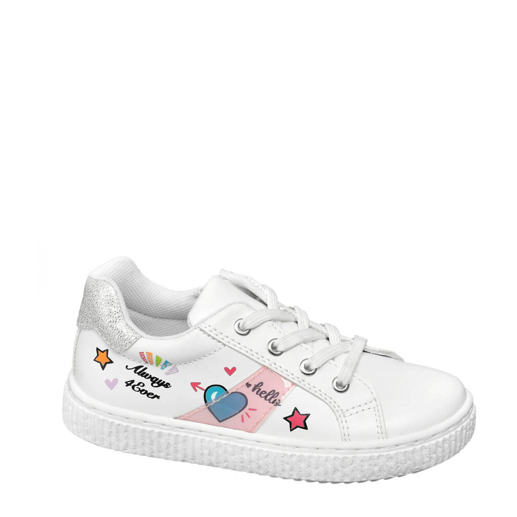 Cupcake Couture   sneakers wit/multi, Wit/multi