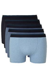 C&A boxershort (set van 5), Blauw/marine