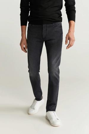slim fit jeans changeant grijs