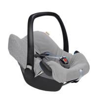 Koeka autostoelhoes Vigo voor maxi-cosi 3/5 punts Sparkle Grey, Sparkle grey