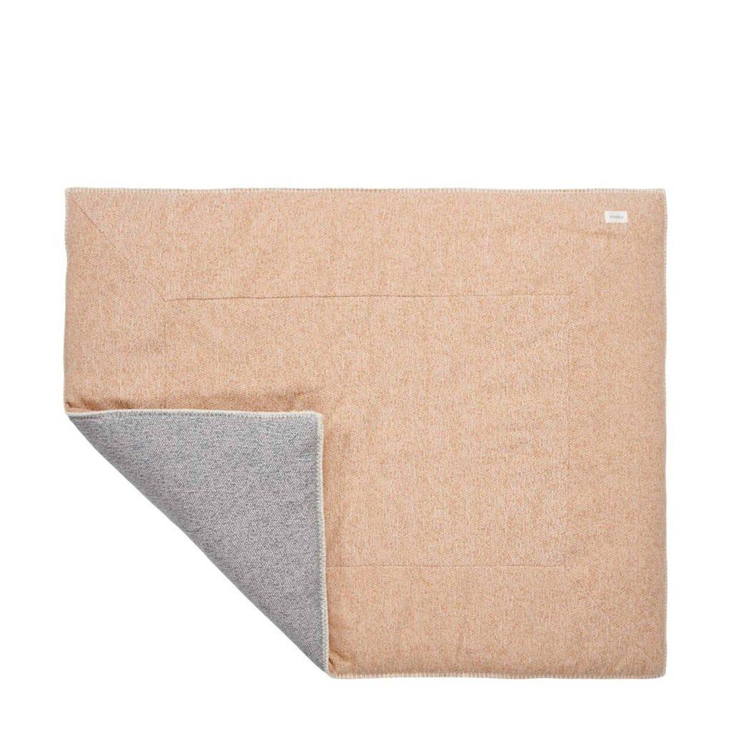 Koeka Vigo boxkleed 75x95 cm / 80x100 cm Caramel/Soft Caramel