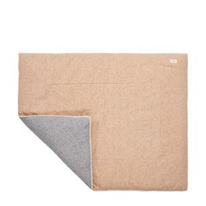 Vigo boxkleed 75x95 cm / 80x100 cm Caramel/Soft Caramel