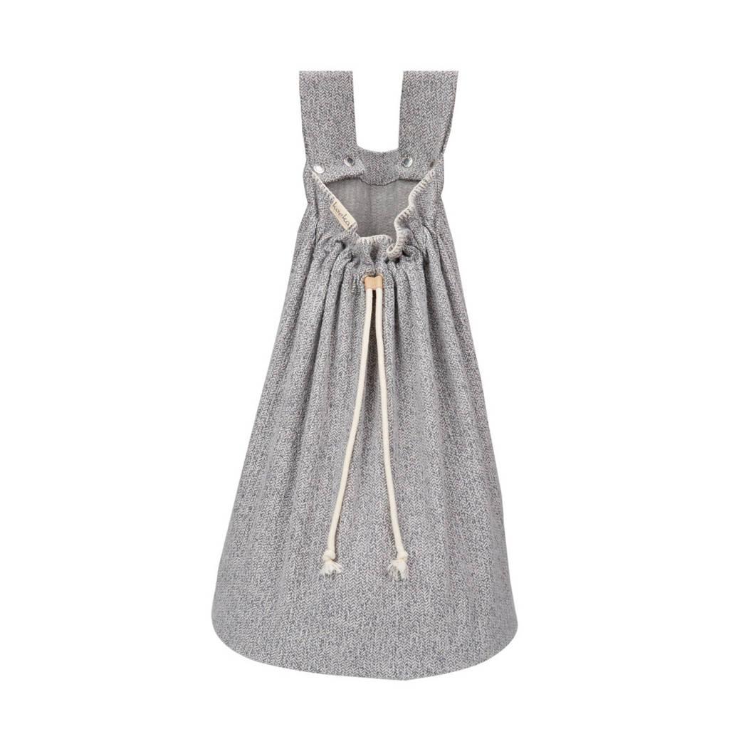 Koeka Vigo box opbergzak Sparkle Grey