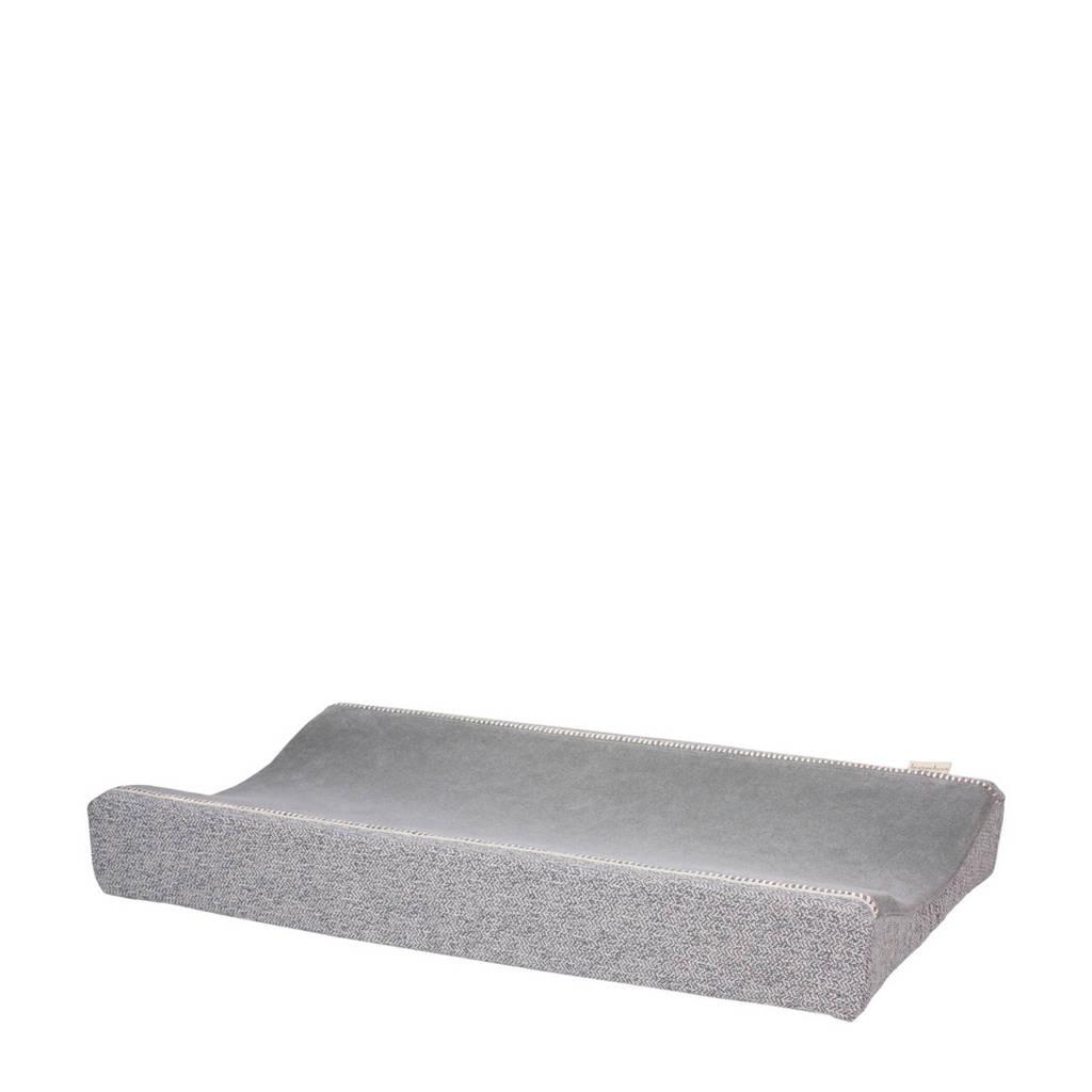 Koeka Runa aankleedkussenhoes Sparkle grey 73x45 cm