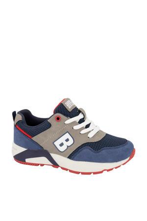 sneakers blauw/grijs