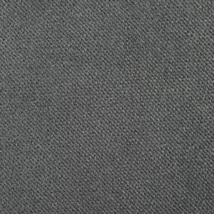 stofstaal velours grijs