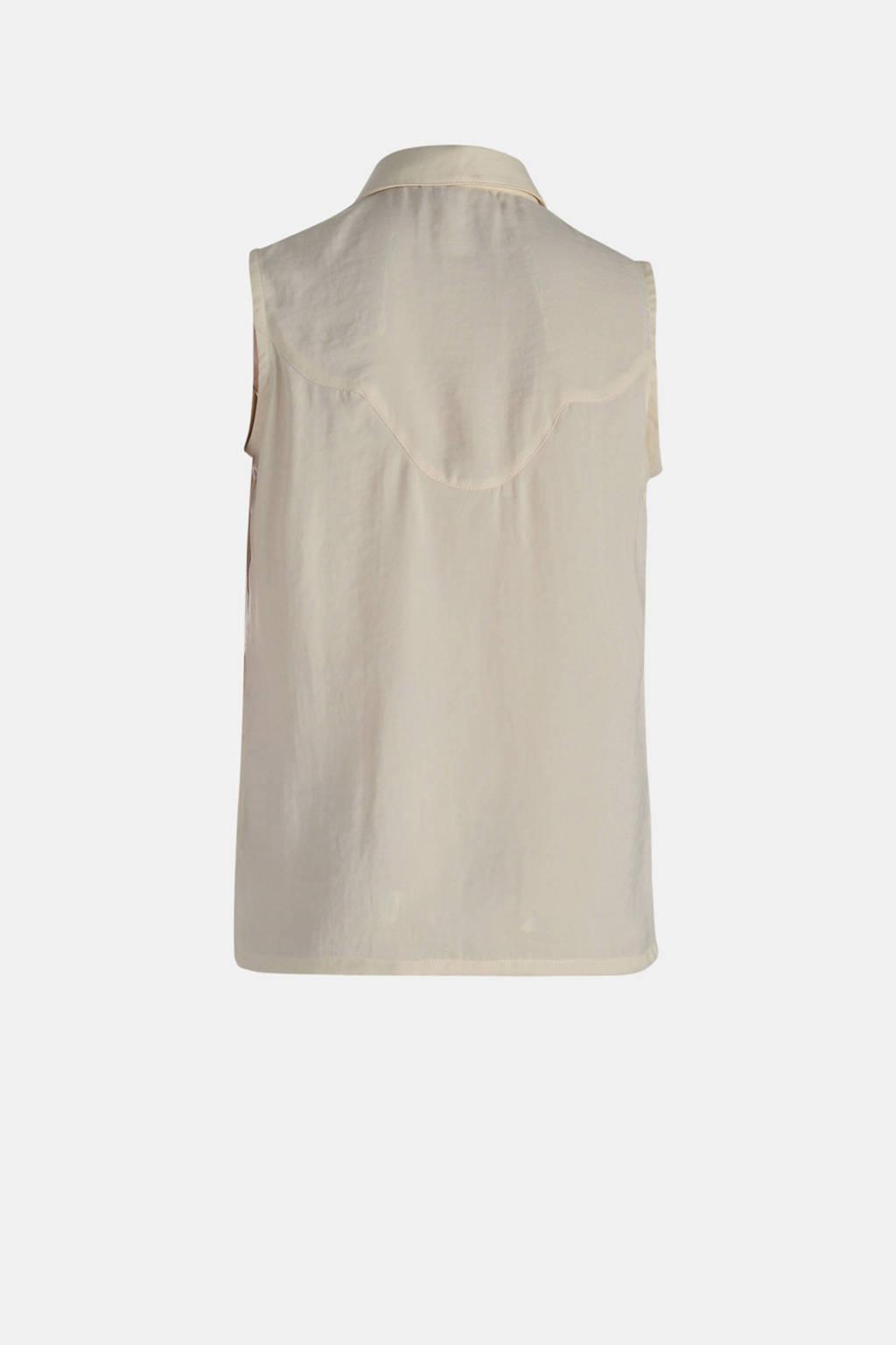 JILL MITCH blouse beige, Beige