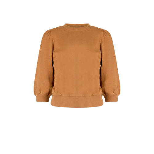 Eksept by Shoeby sweater bruin