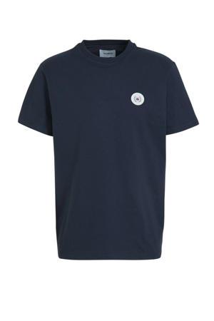 T-shirt met logo marine