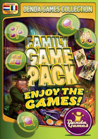 Family game pack - Enjoy the games! (PC)