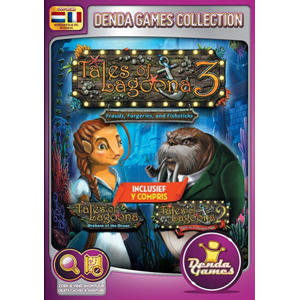 Tales of lagoona 3 - Frauds, forgeries and fishsticks  (PC)