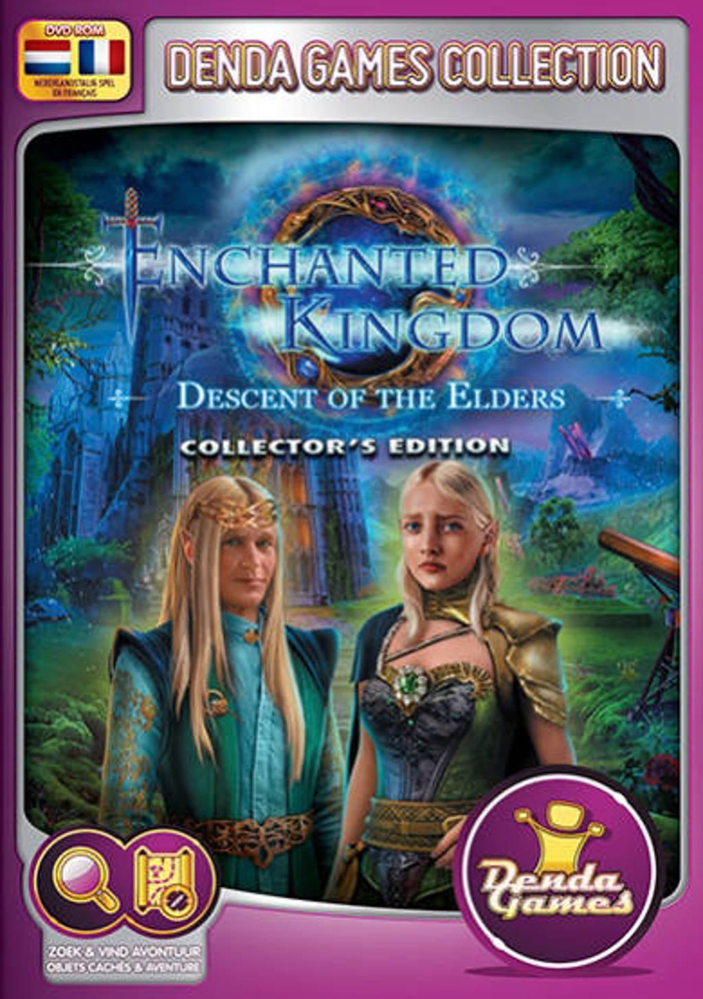 Enchanted kingdom - Descent of the elders (Collectors edition) (PC)
