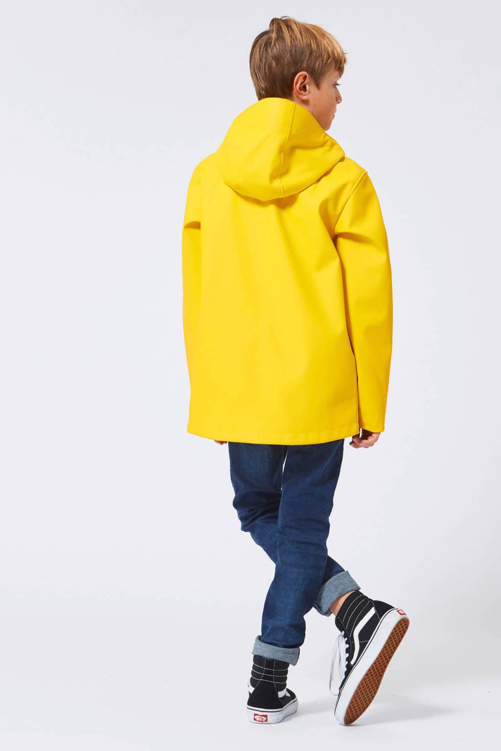 America Today Junior gevoerde jas geel, Geel