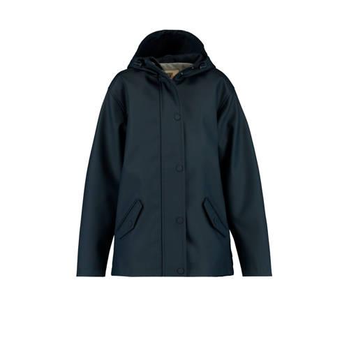 America Today Junior gevoerde jas donkerblauw