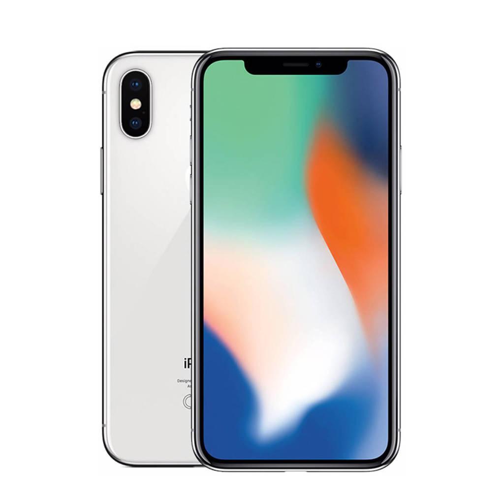 Renewd iPhone X 64 GB refurbished, Zilver