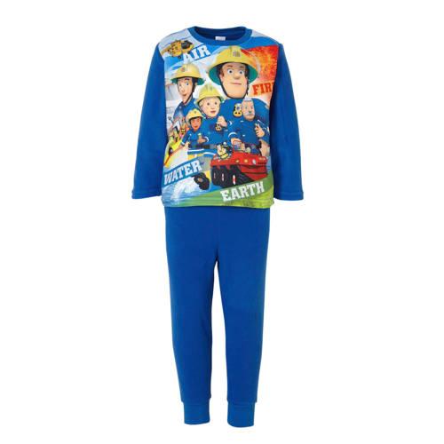 C&A pyjamabroek en longsleeve printopdruk