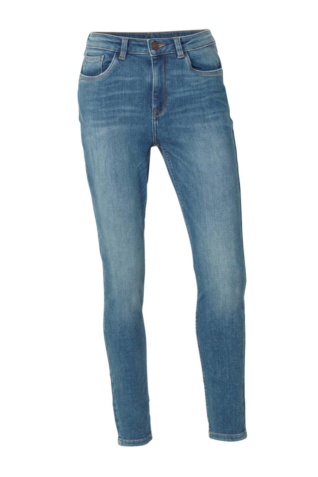 C&A The Denim high waist skinny jeans blauw, Blauw