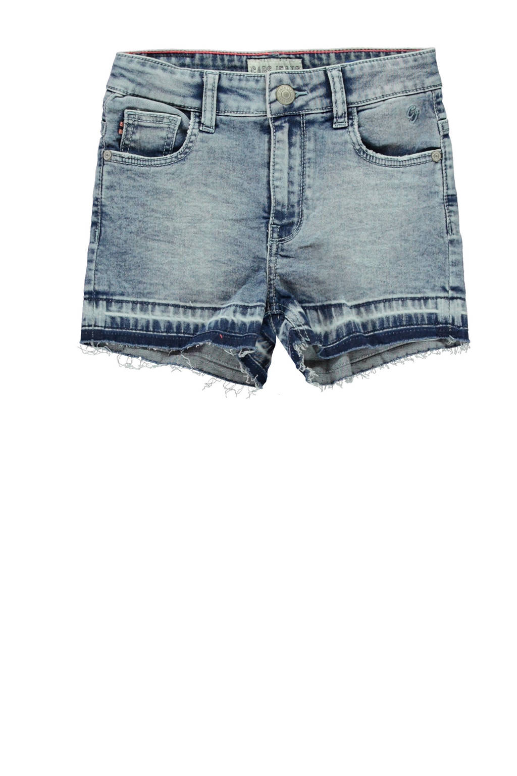 Cars regular fit jeans short Hawa light denim bleached, Light denim bleached