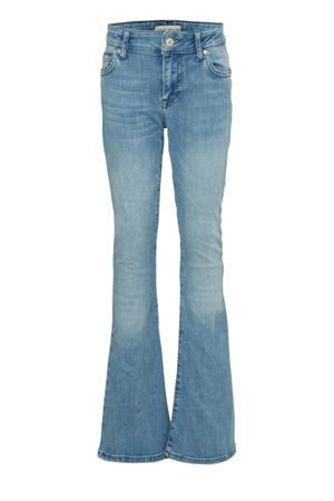 flared jeans Veronique light denim