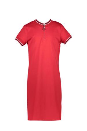 T-shirtjurk Dakia rood/zwart/wit