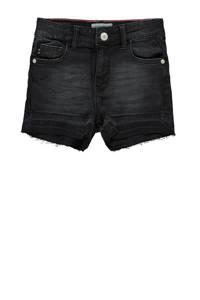 Cars regular fit jeans short Hawa zwart, Zwart