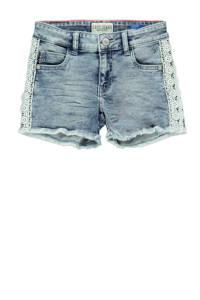 Cars regular fit jeans short Dita stonewashed/ecru, Stonewashed/ecru