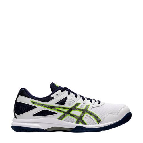 ASICS Gel-Task 2 sportschoenen wit/antraciet/geel
