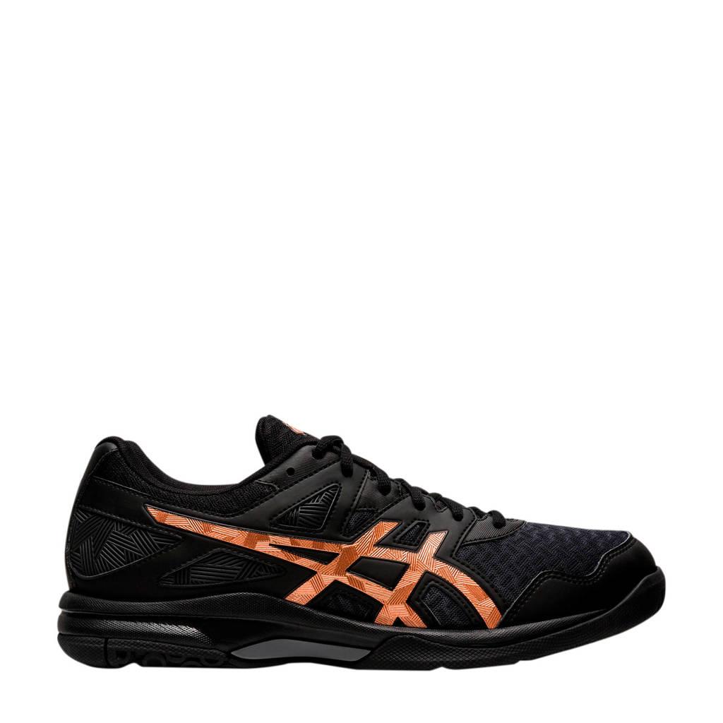 ASICS Gel-Task 2 sportschoenen zwart/brons, Zwart/brons