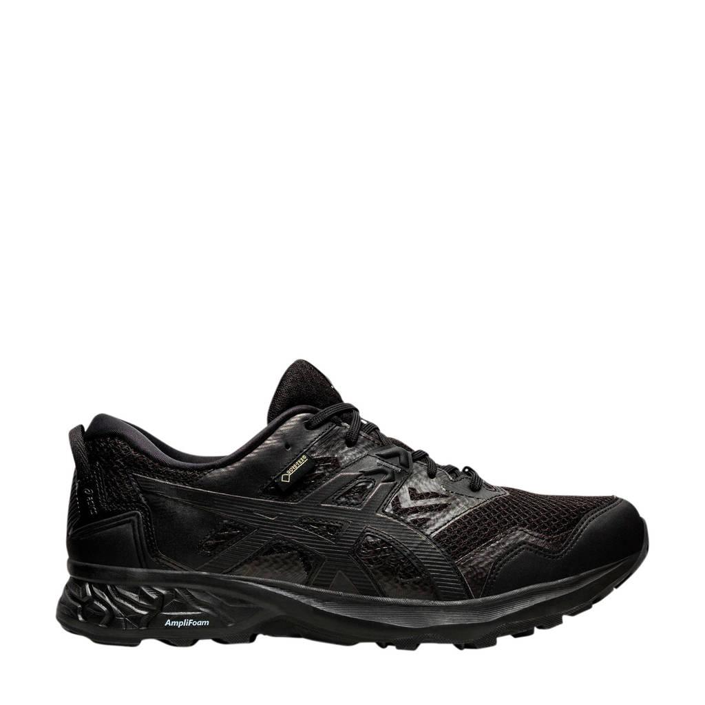 ASICS Gel-Sonoma 5 G-TX hardloopschoenen zwart, Zwart/Zwart
