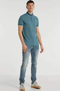 Cast Iron slim fit jeans Riser summer greencast, Summer Greencast