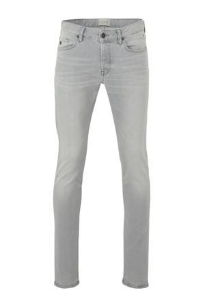 slim fit jeans Riser grey denim