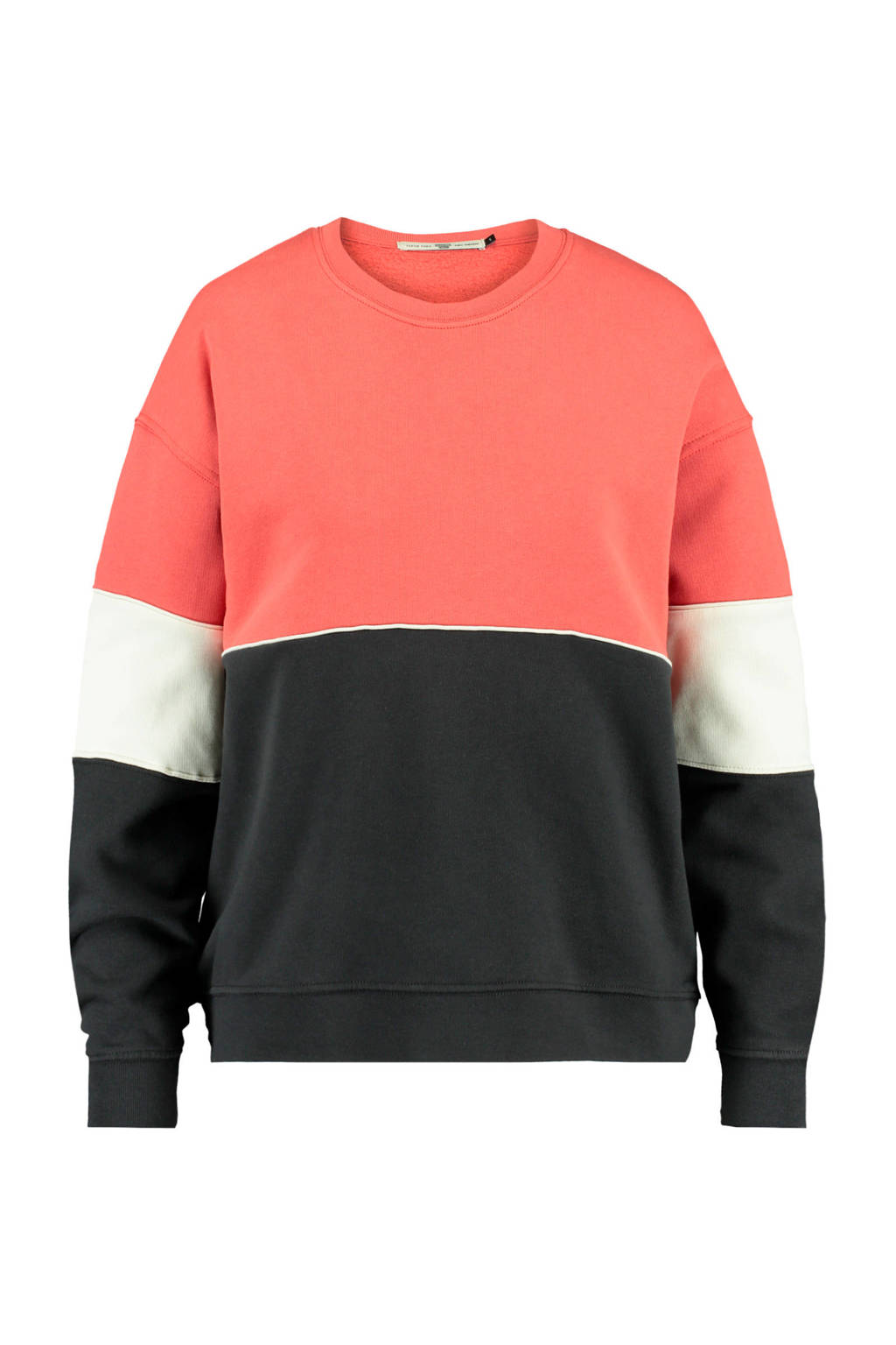 America Today sweater rood, Rood