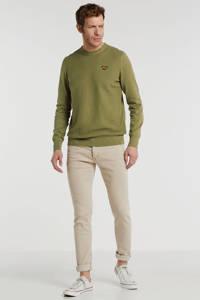 Cast Iron slim fit jeans Riser colored denim