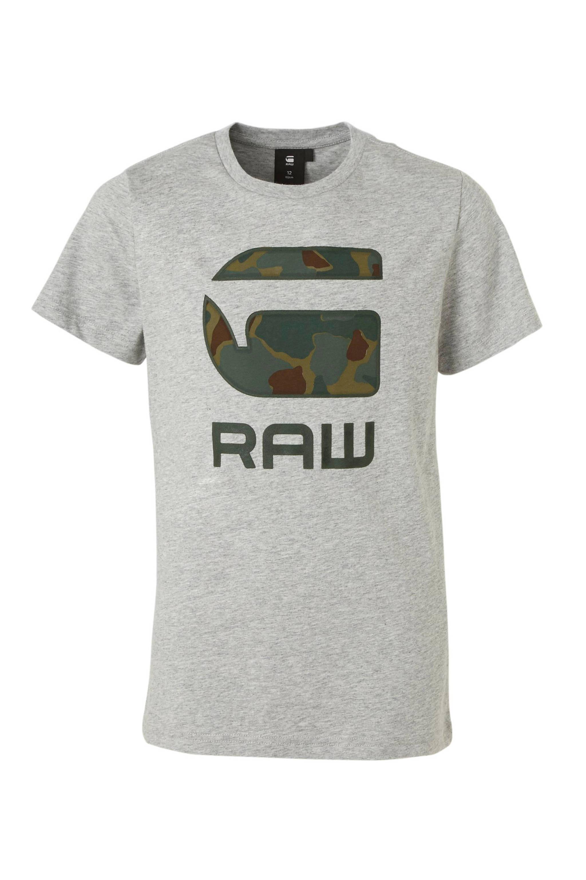 G-star grijs t-shirt